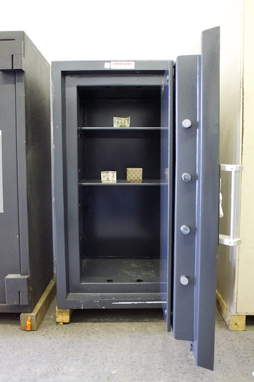 Used Ism Jewelers Trtl 15x6 4622 Model High Security Safe