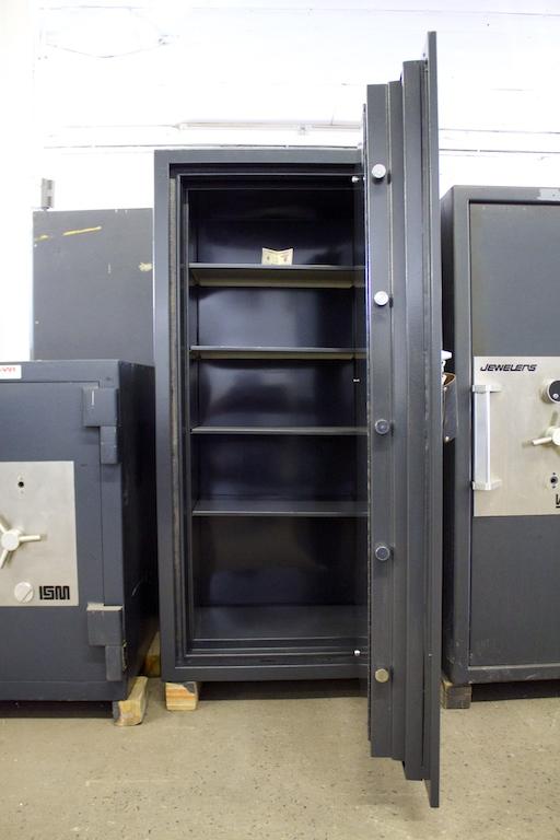 Used Kaso Treasury Tl30 Model 250 High Security Safe