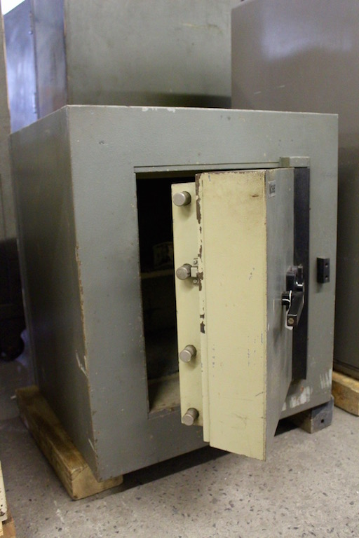 Used Mosler 2218 Money Trtl30 High Security Safe Lackasafe