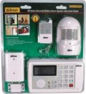 105dB Homesafe Wireless Home Security System