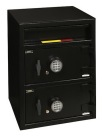 Amsec Money Manager Two Door Drop Safe MM2820EE Top Drop