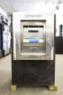 Used Bank Equipment - Hamilton Night Depository TL30 High Security Drop Safe
