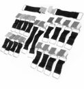 AMSEC Extension Straps for Premium Door Organizers