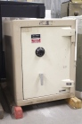 Used Amvault TL15 High Security Safe