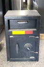 Used Amsec DSF2014 Front Load Drop Safe