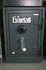 Used Gardall 2 Hour Fire Safe Showroom Model 1812/2