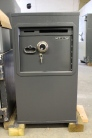 Used Tall and Heavy Meilink Drop Safe
