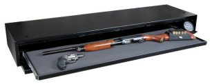 Under Bed Gun Safe - Defense Vault by Amsec