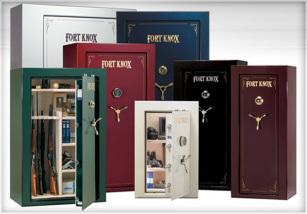 Fort Knox Defender Safe Series
