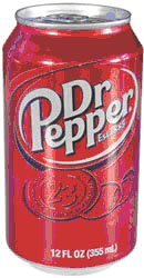 Dr. Pepper Diversion