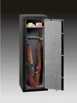 Gardall Gun Safe Gf5517 11 Guns Lackasafe