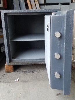 ISM Plate Safe UL TL15 Model 2020