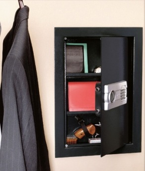 Strong Box Wall Safe PWS-1522