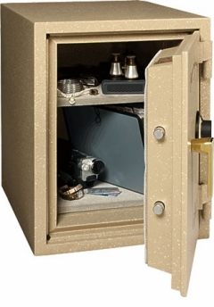 AMSEC UL1812XD Two-Hour Fire Safe - lackasafe