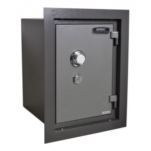 AMSEC Fireproof Wall Safe WFS149