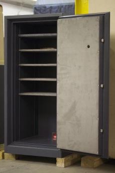 Gardall 4820 Large Fire Safe Showroom Model Safe Lacka