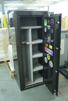 Used Fort Knox Gun Safe