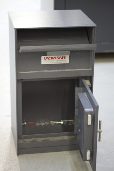 Pre Owned Gardall Drop Safe