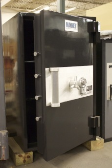 Used ISM TL30 High Security Safe