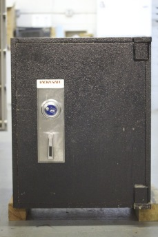 Used Knight Ul Tl15 High Security Steel Plate Safe Lacka