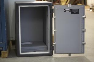 2414 Original Enforcer Home Office Safe Rental Model - Lackasafe