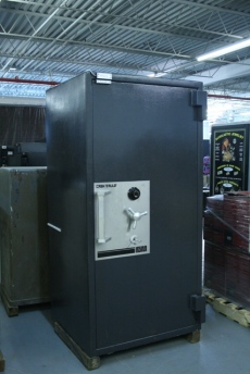 Used ISM Cash Vault 7233 TL30 High Security Safe