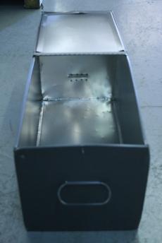 Used Safe Deposit Boxes