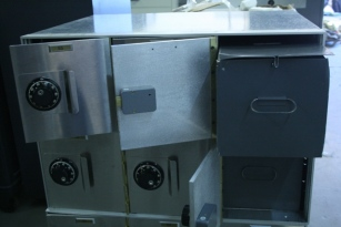 Used Safe Deposit Boxes