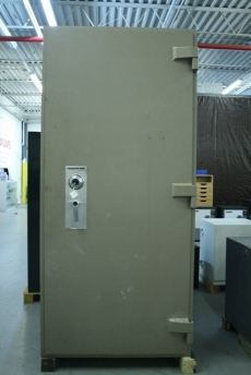 Used Large Hamilton TL30 High Security Plate Safe