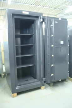 Used Fichet Bauche Bastille 367 TRTL30X6 High Security Safe