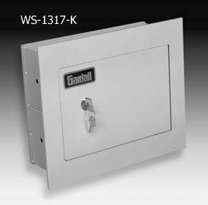 Wall Safe by Gardall with Key
