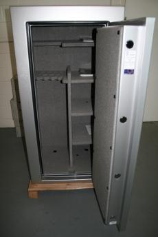 Used Fort Knox Platinum Protector Gun Safe 6031