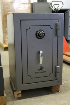 Used Winchester Ranger 7 Fire Resistant Home Safe Lackasafe